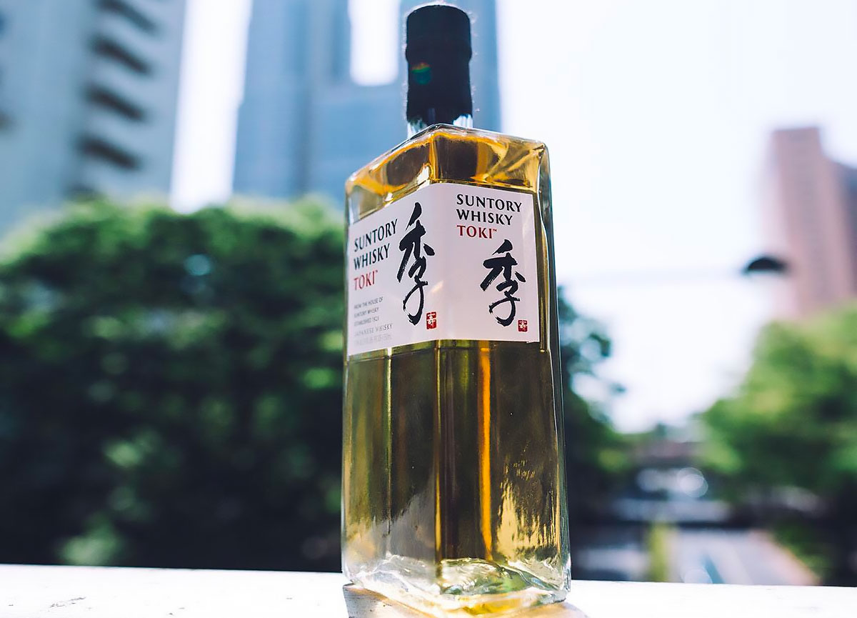 Blended Whiskey: Suntory Toki
