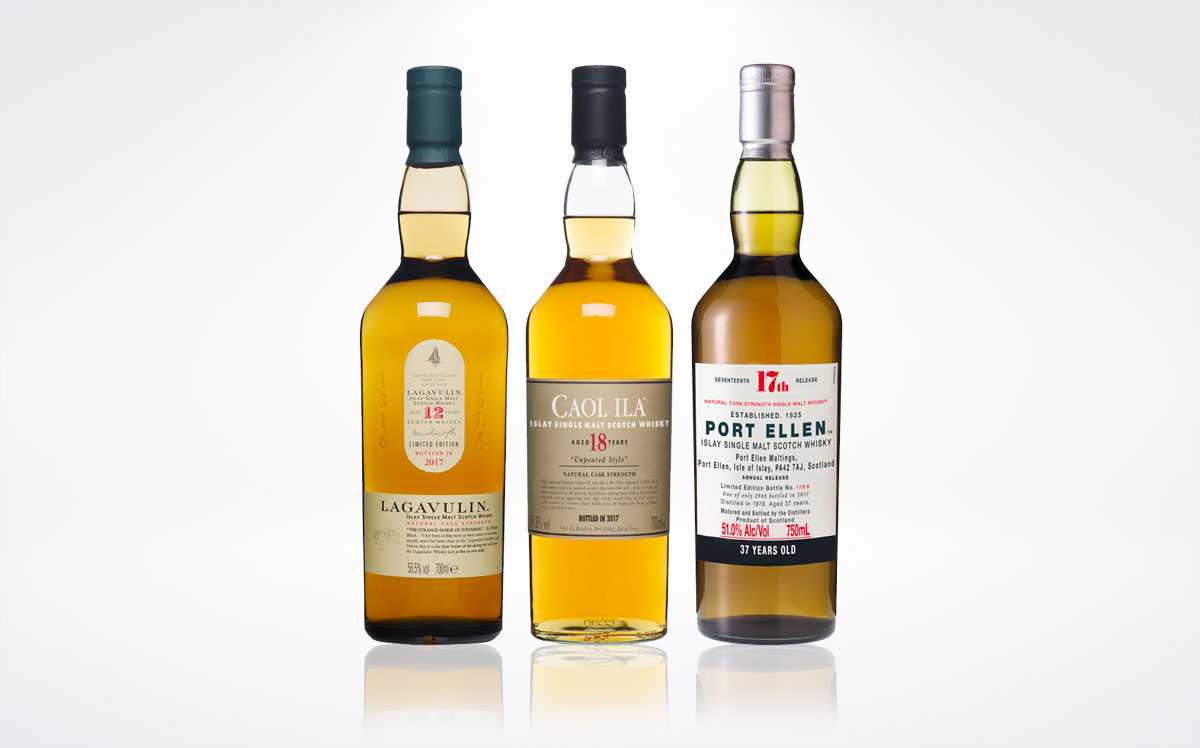 Diageo Special Releases 2017: Diageo 2017 Islay Releases