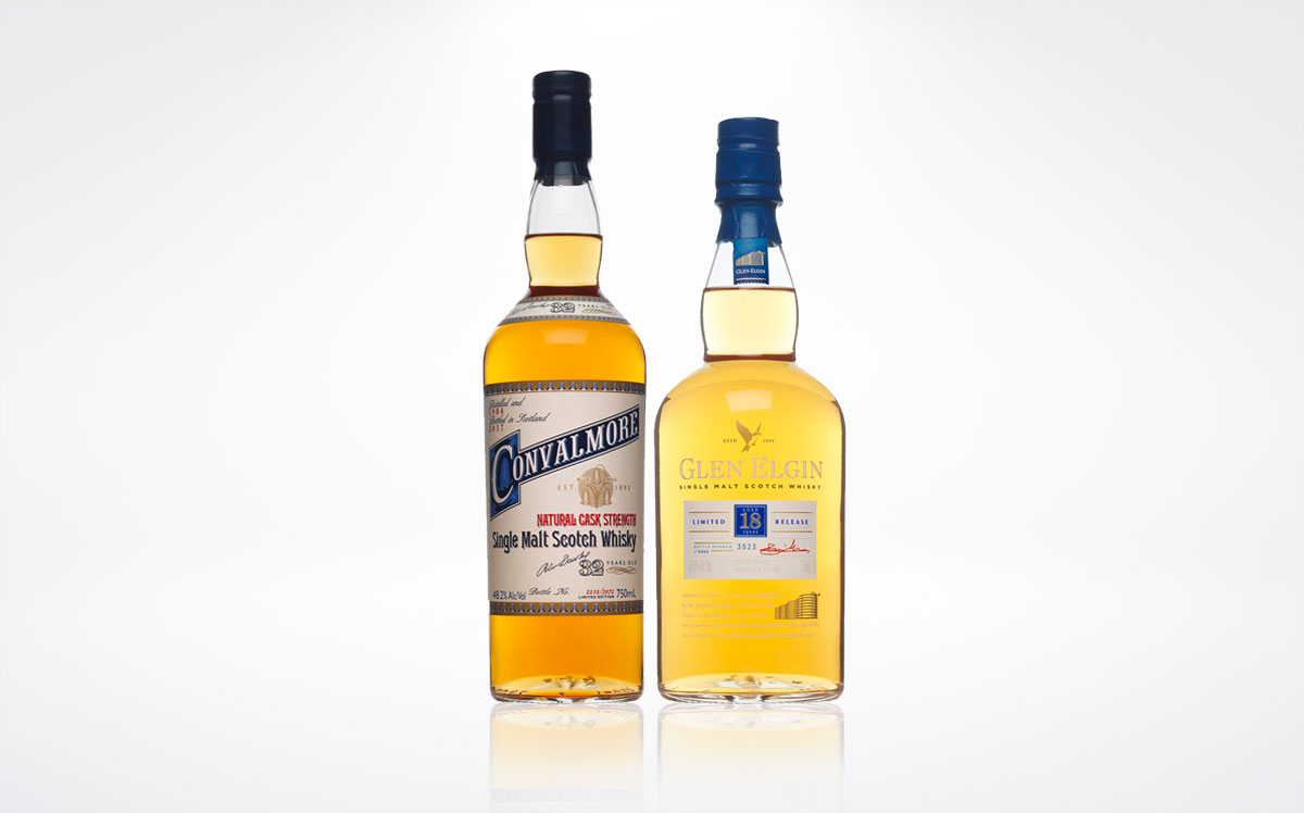Diageo Special Releases 2017: Diageo 2017 Speyside Releases