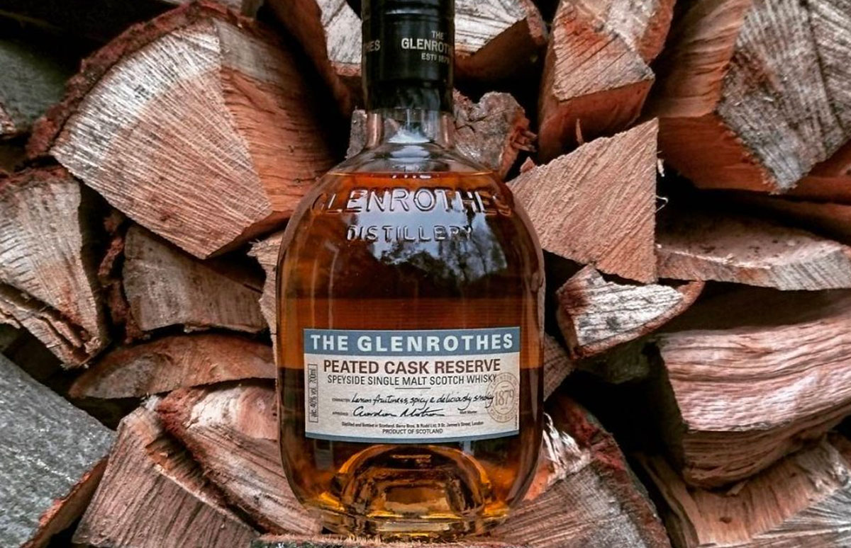 Peated Speyside: Glenrothes Peated Cask Reserve