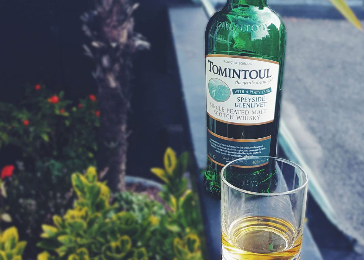 Peated Speyside: Tomintoul Peaty Tang