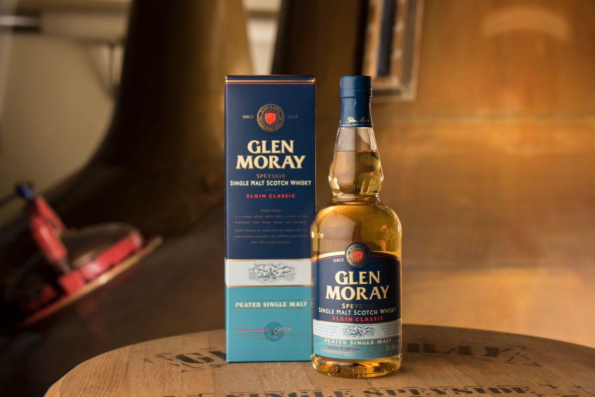 Glen Moray Elign Classic Peated
