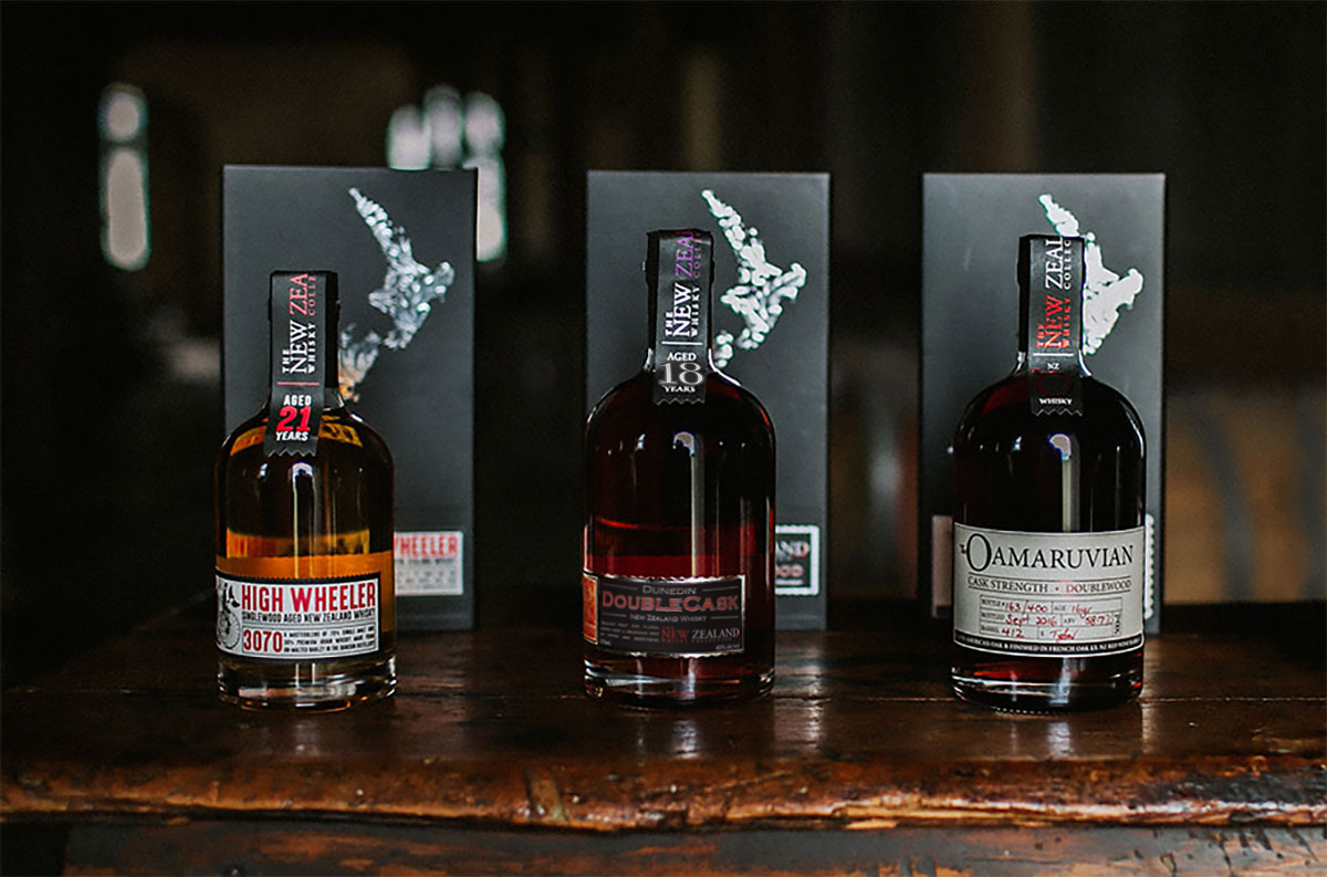 New Zealand Whisky