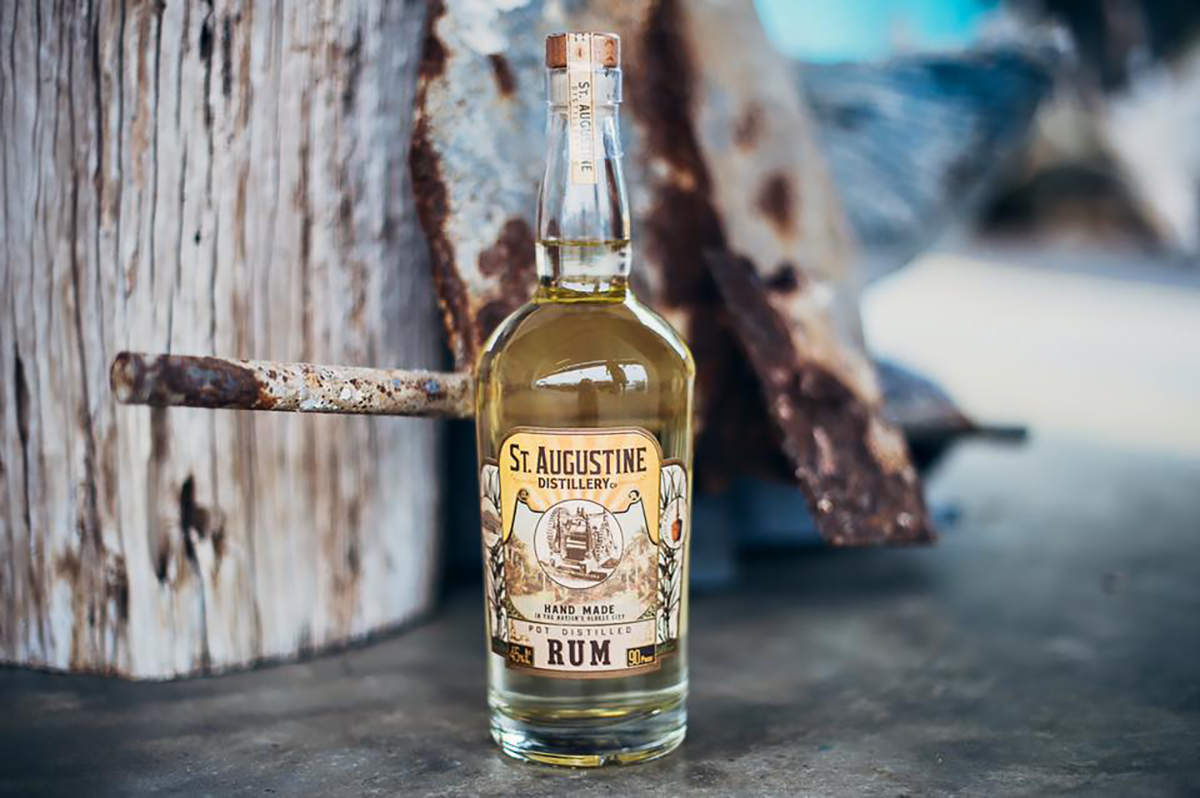 American Rum: St. Augustine Pot Distilled Rum