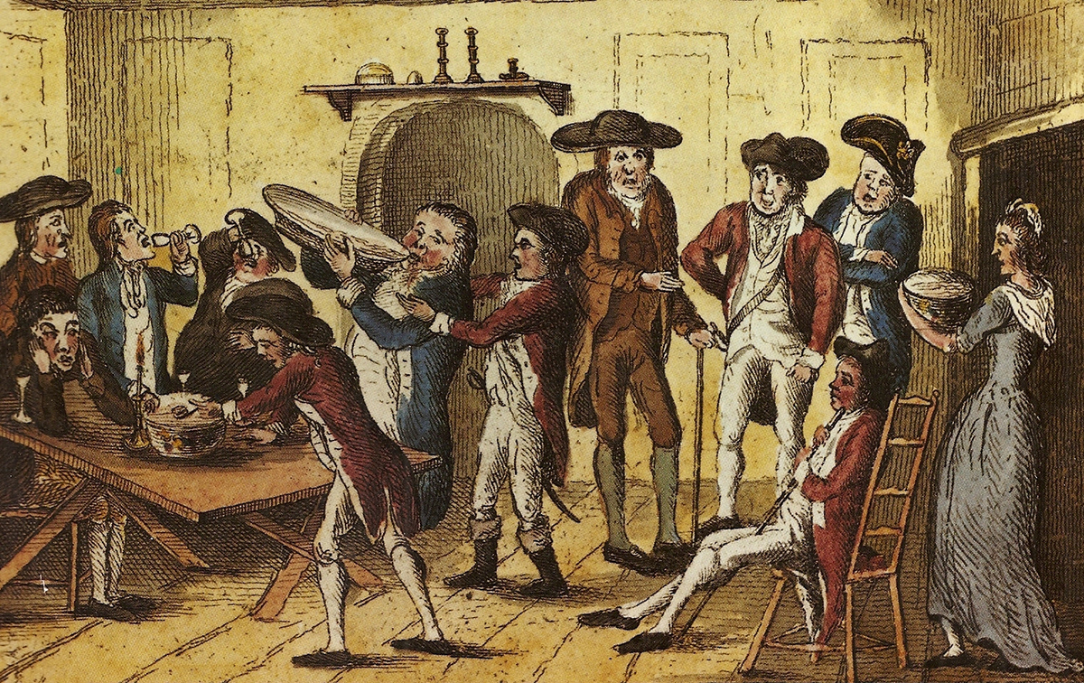 American Rum: A Colonial Tavern