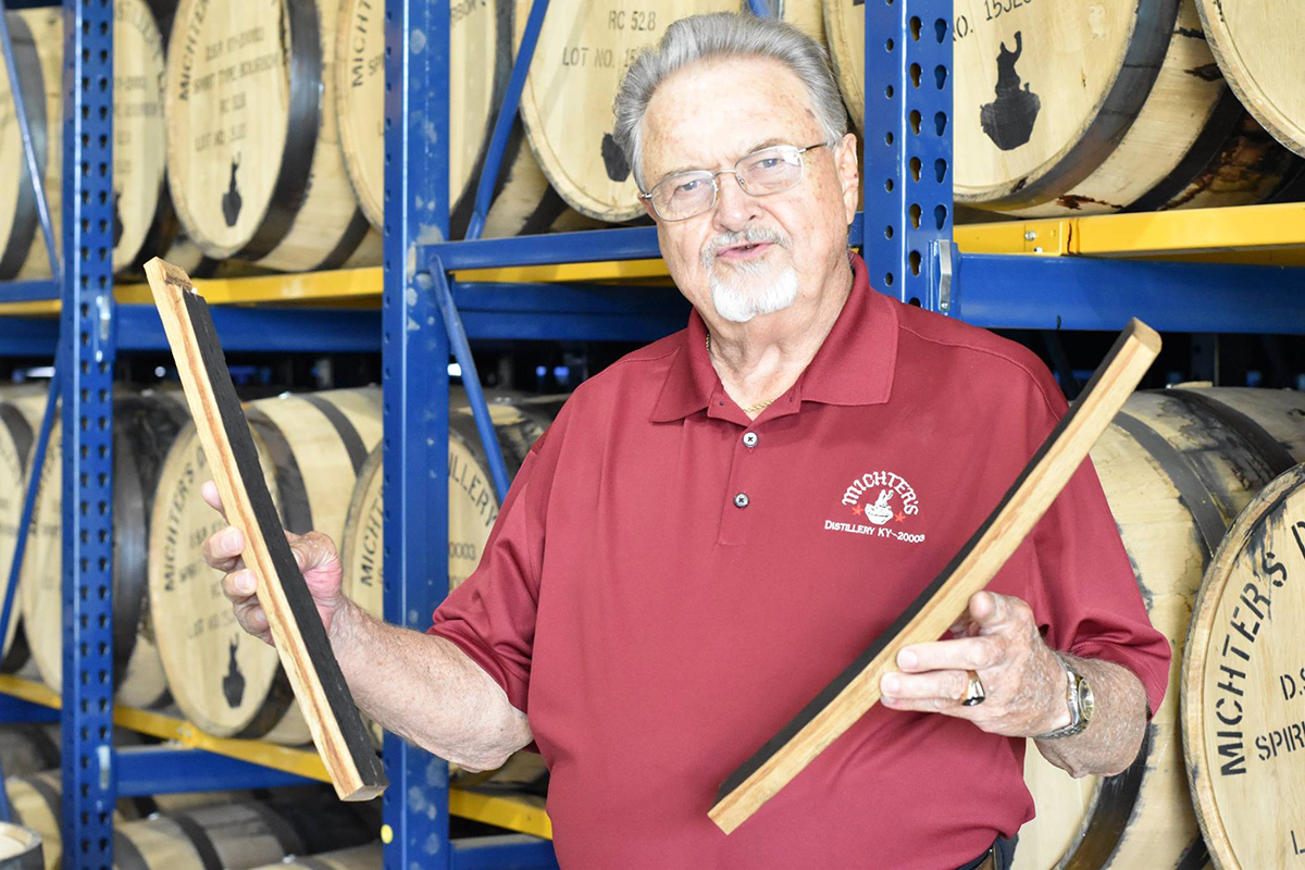 Michter's Pam Heilmann: Michter's Master Distiller Emeritus, Willie Pratt