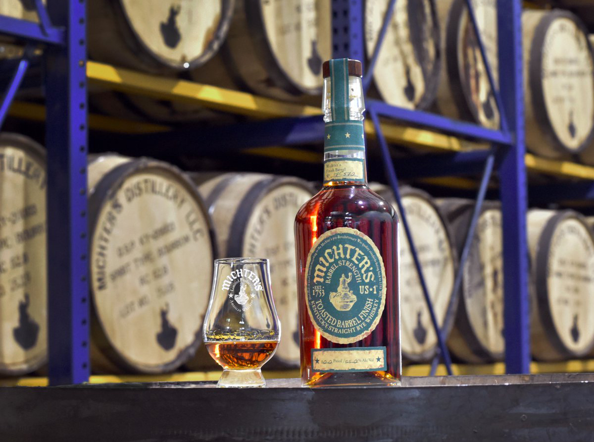 Michter's US*1 Toasted Barrel Finish Rye