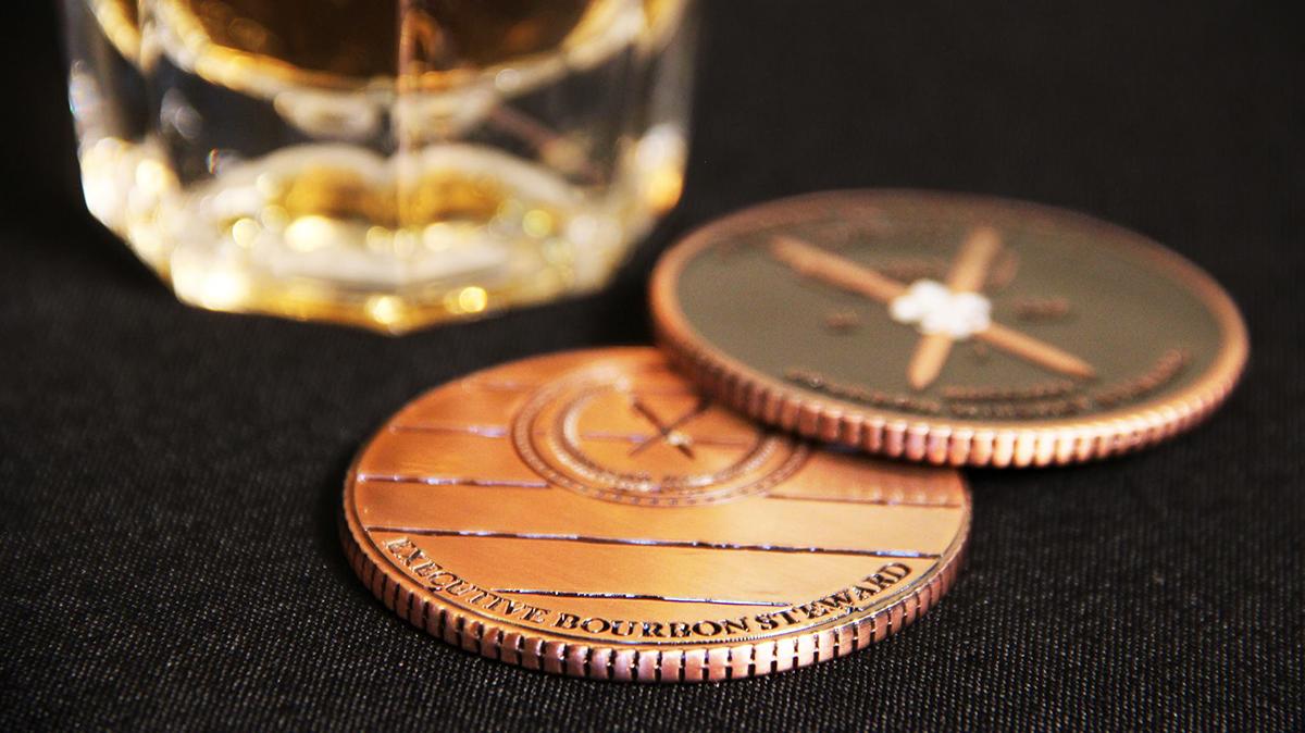 Bourbon Steward: Bourbon Steward badges