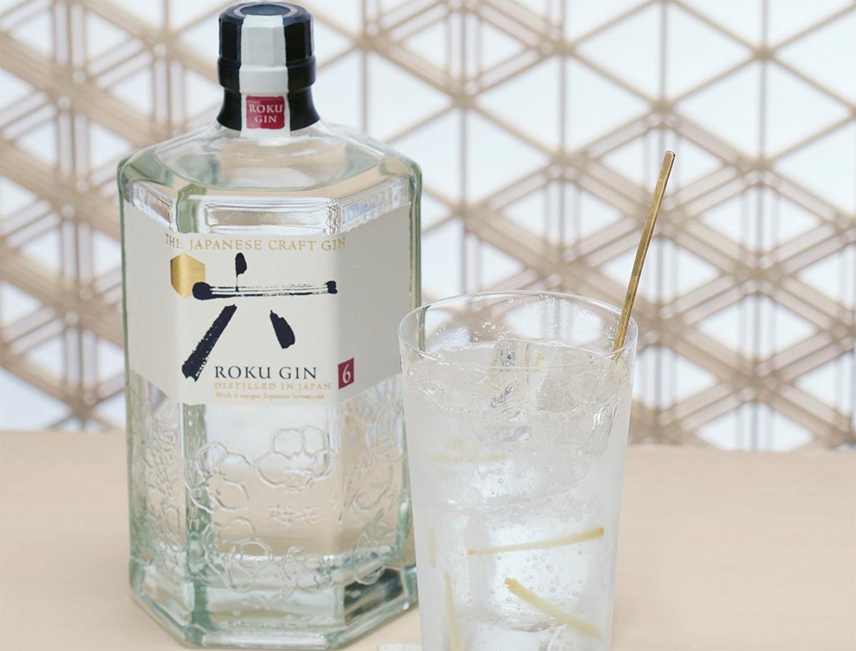 Japanese Gin: Suntory Roku Gin