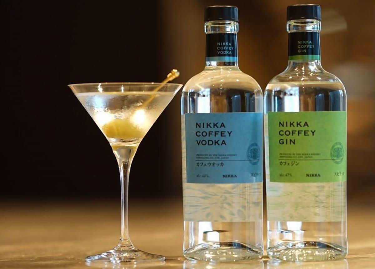 Japanese Gin: Nikka Coffey Gin