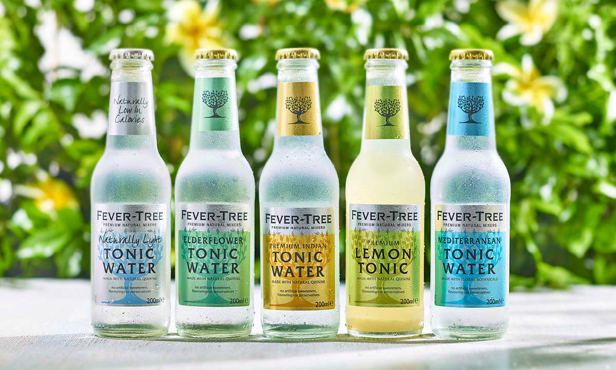 Fever Tree Tonic Taste Test