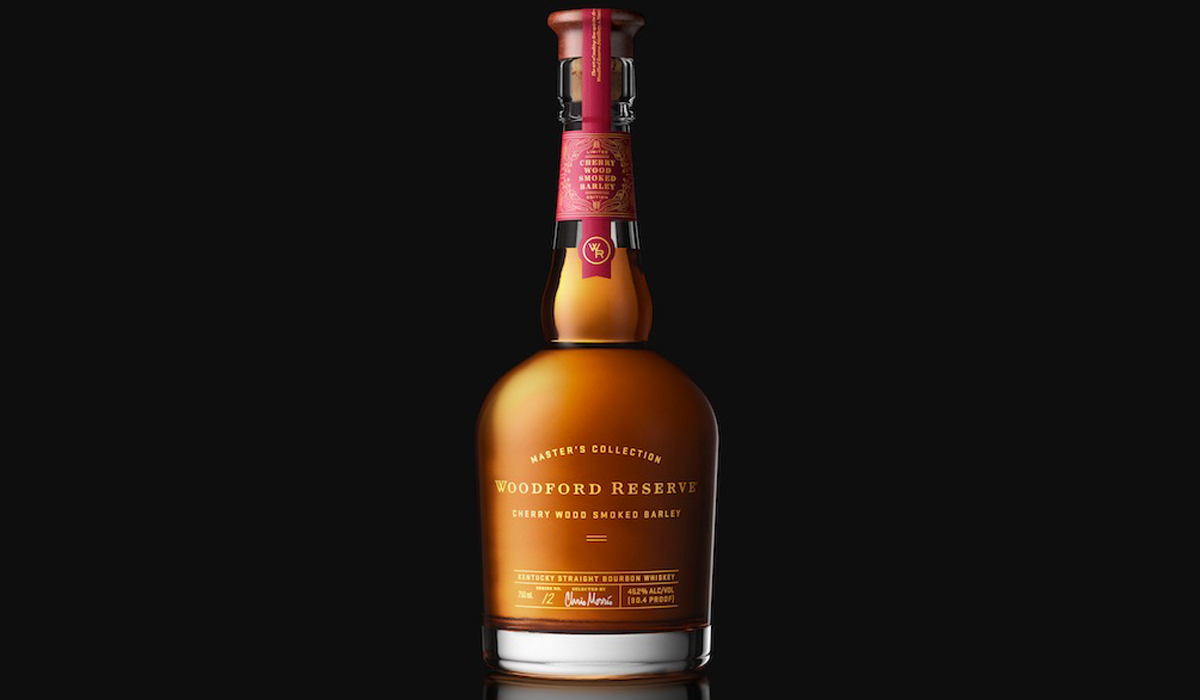 Woodford Reserve Master's Collection Cherry Wood