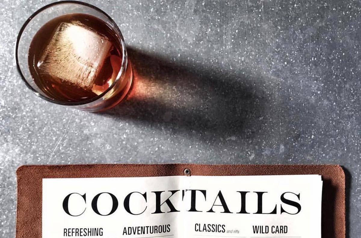 Single Barrel Bars: The cocktail menu at Hunt + Alpine Club