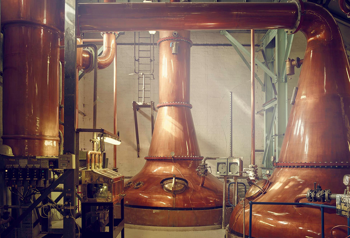 Loch Lomond: The stills at Loch Lomond