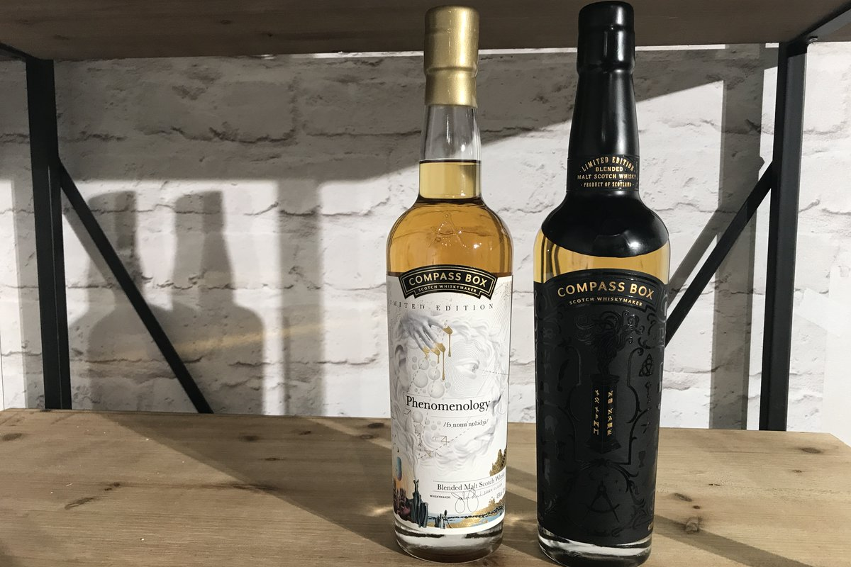 Compass Box Phenomenology & No Name