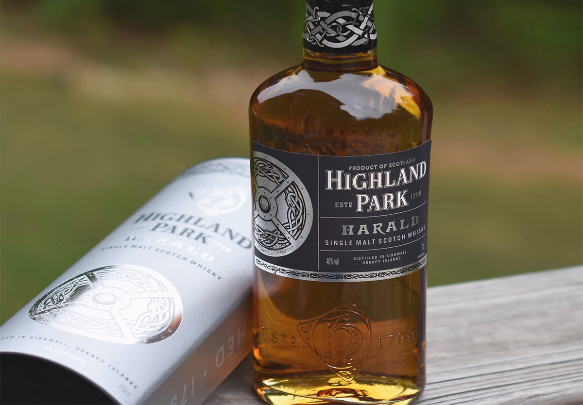 Whiskey Demand: NAS Highland Park Harald