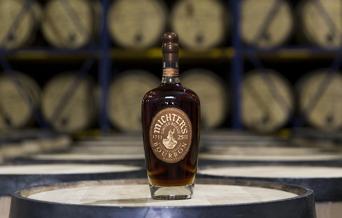Michter's 25 Year Kentucky Straight Bourbon (2017 Release)