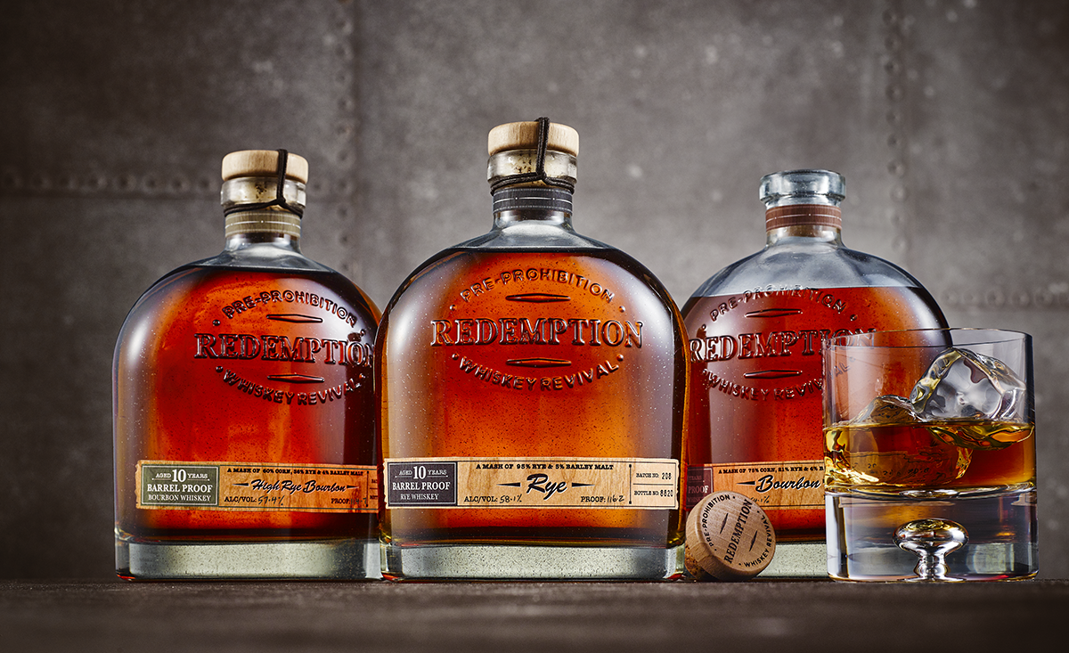 Redemption Barrel Proof Collection