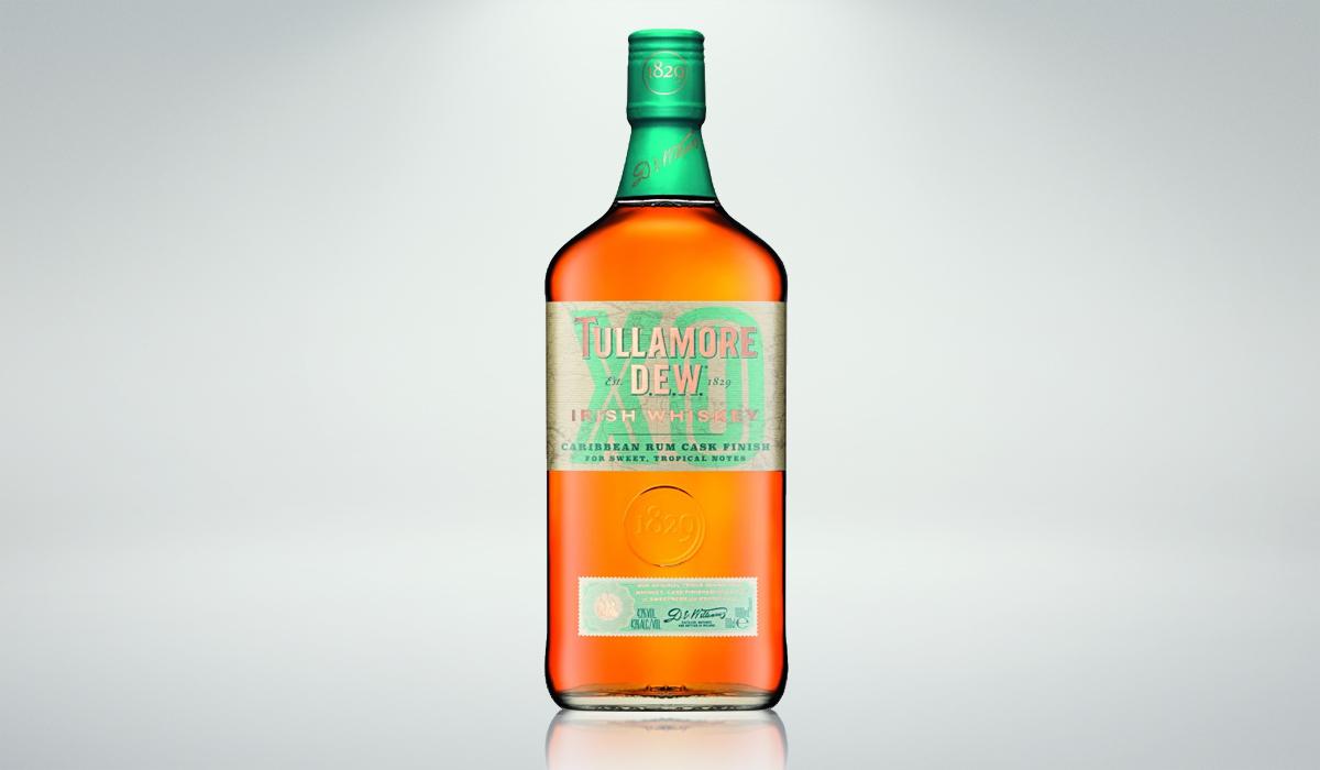 Tullamore D.E.W. XO Caribbean Rum Finish