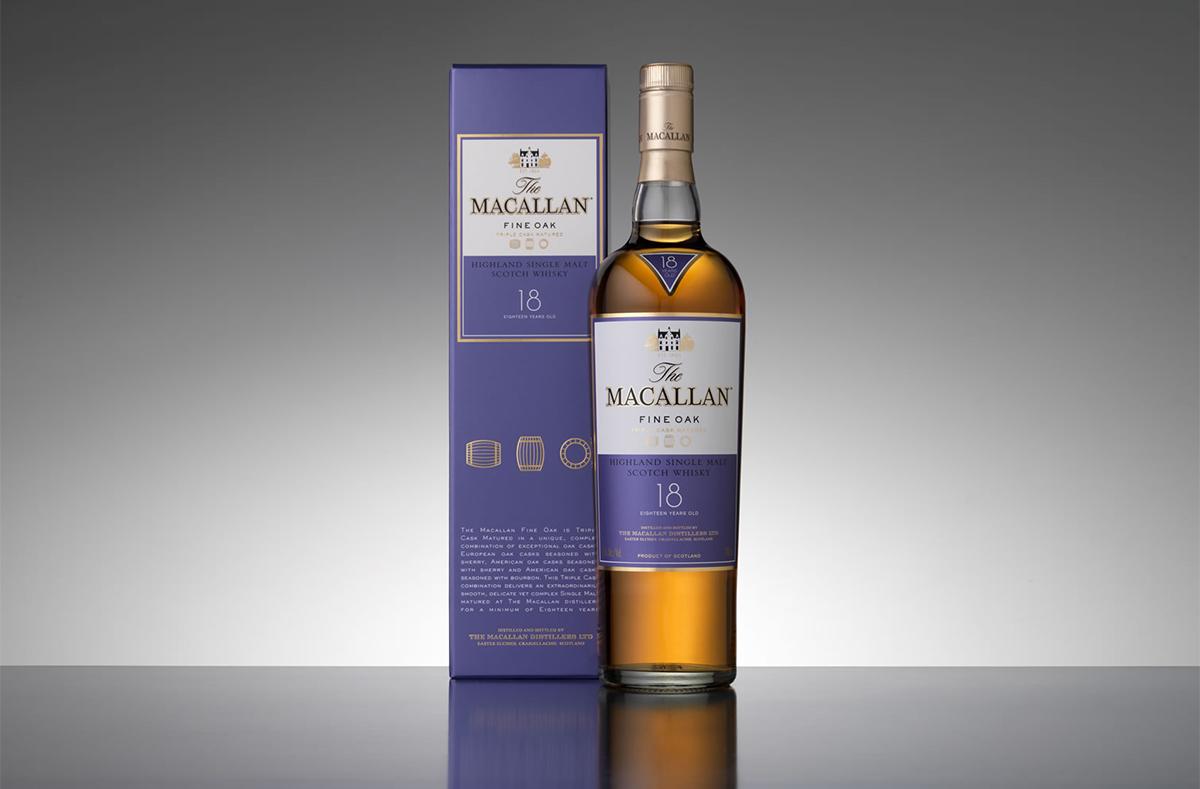 The Macallan Fine Oak 18 Year