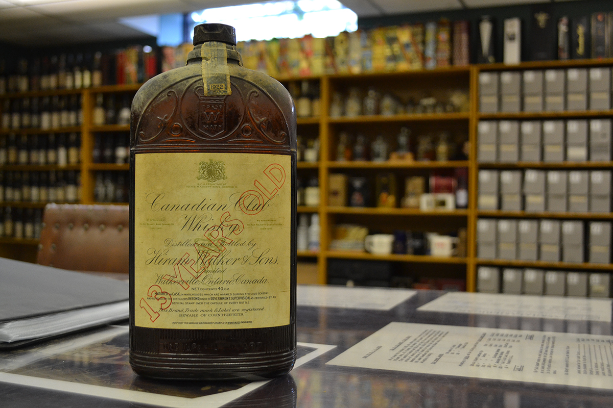 Canadian Whisky: Canadian Club Circa 1922