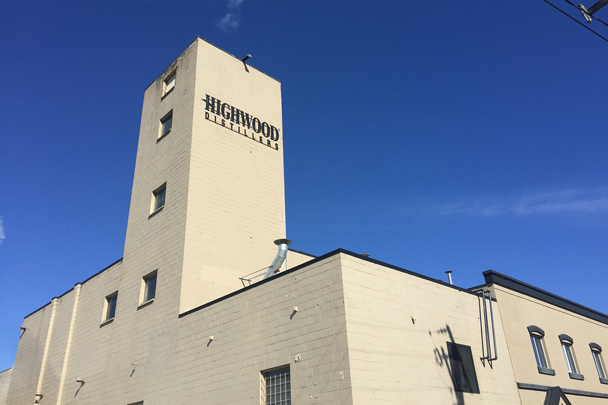 Canadian Whisky: Highwood Distillery