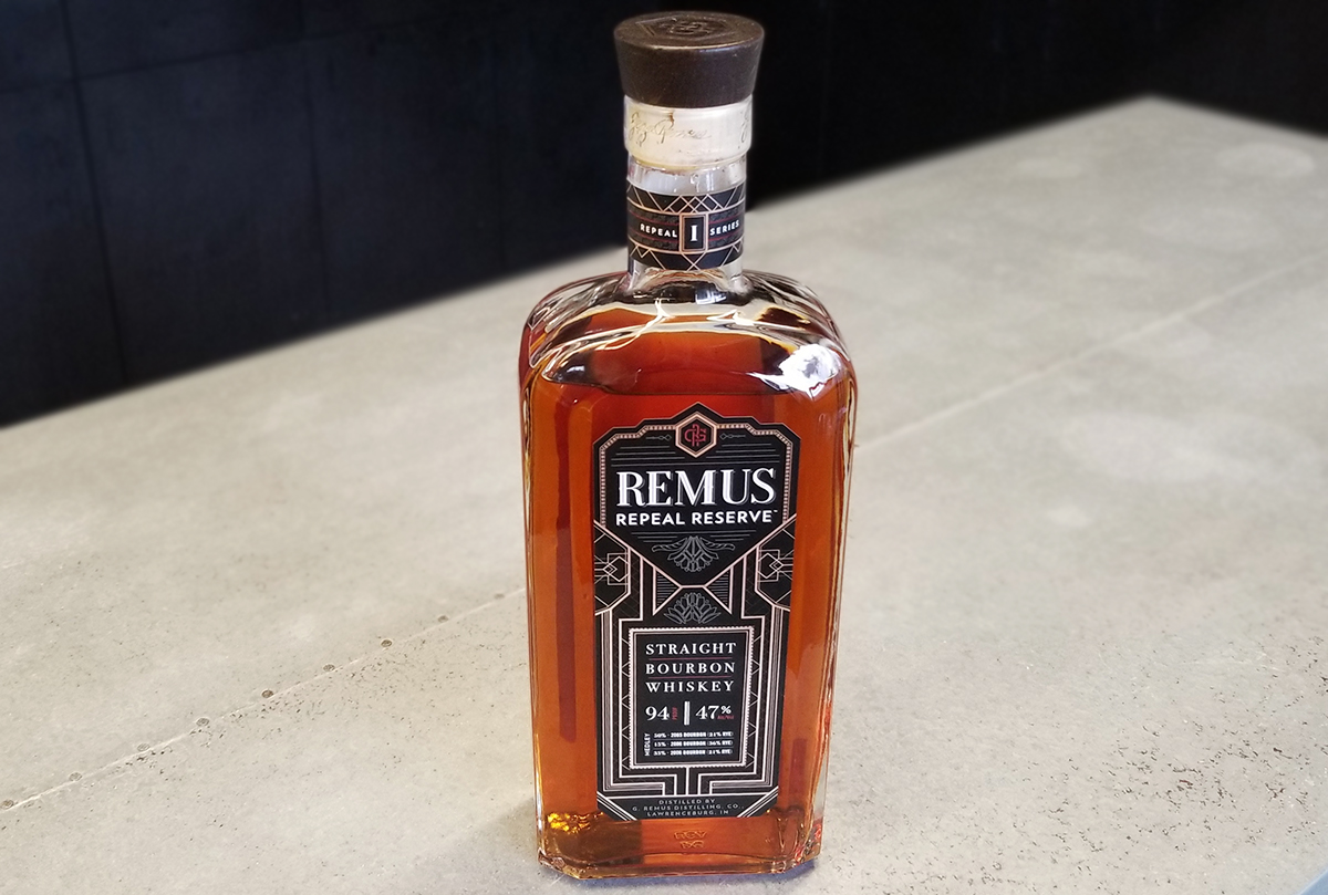 Remus Repeal Reserve Straight Bourbon