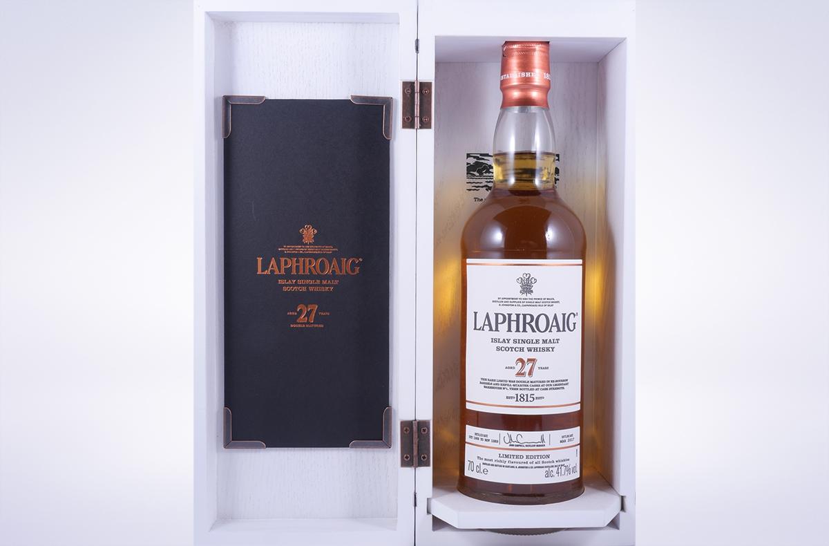 Laphroaig 27 Year (2017 Release)