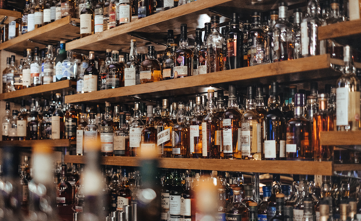 Whiskey Explained: Whiskey selections