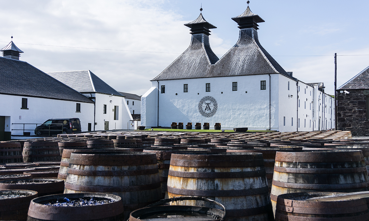 Whiskey Explained: Scotch Distillery