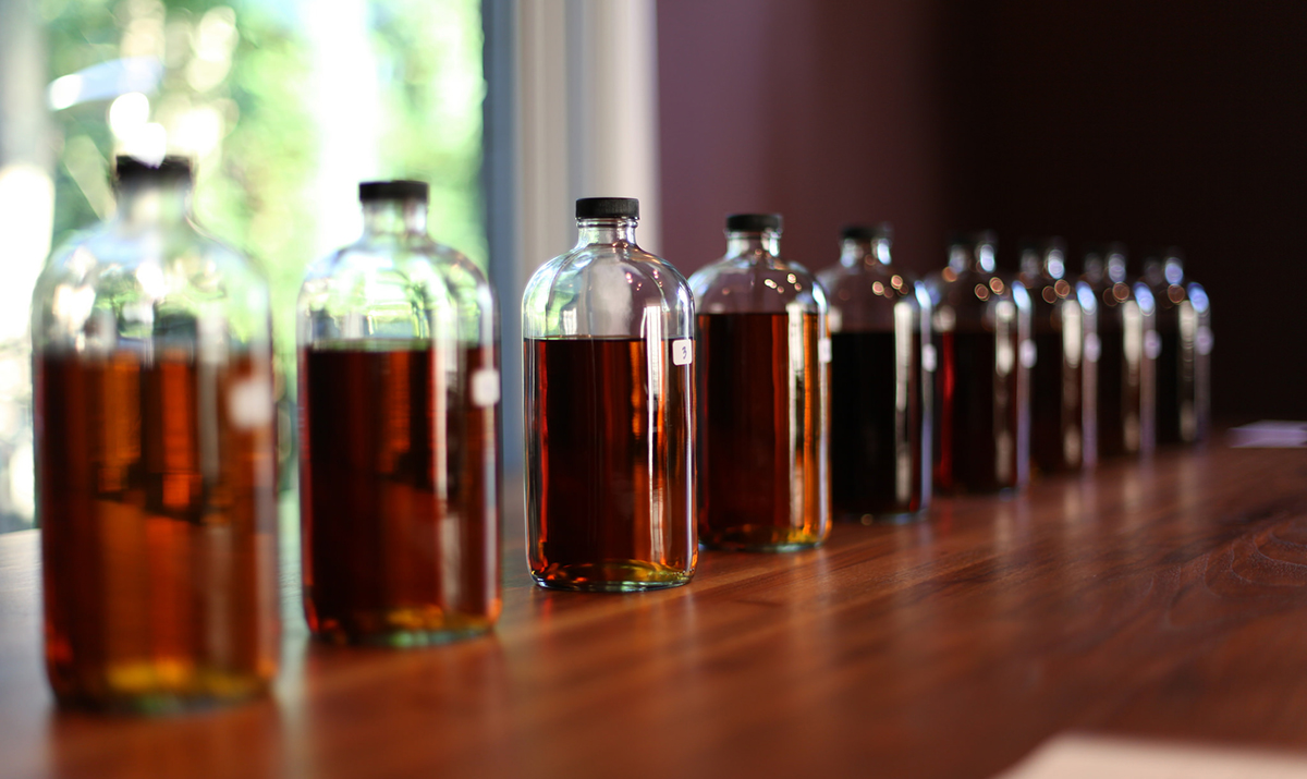 Whiskey Explained: Whiskey Samples