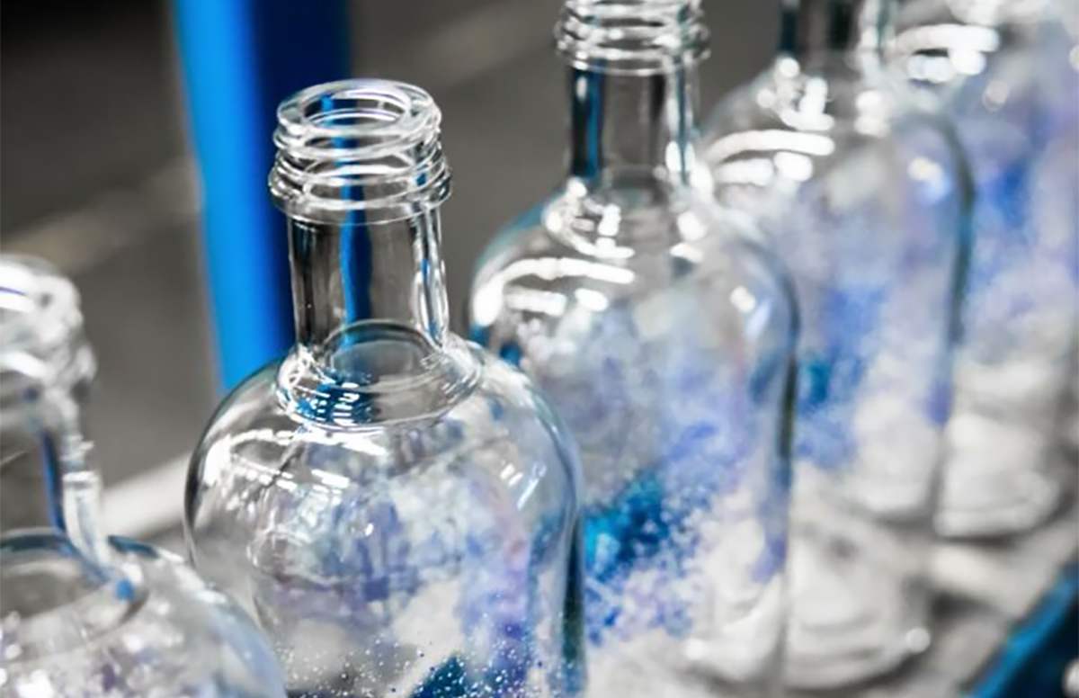 Vodka Distilled: Bottled Vodka