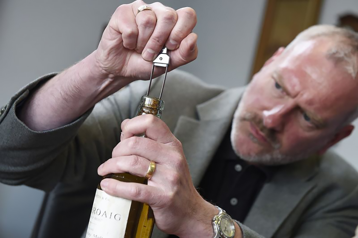 Fake Whiskey: Andy Simpson of Rare Whisky 101