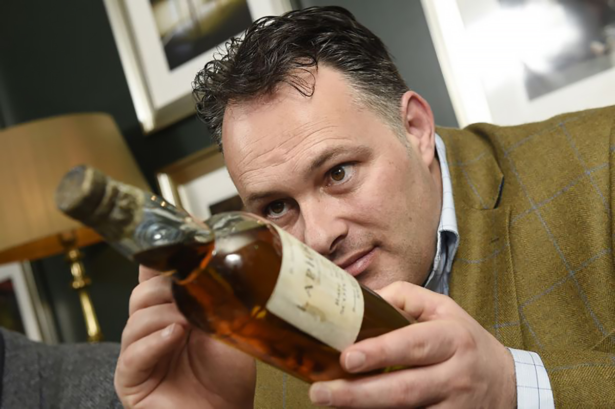 Fake Whiskey: David Robertson of Rare Whisky 101