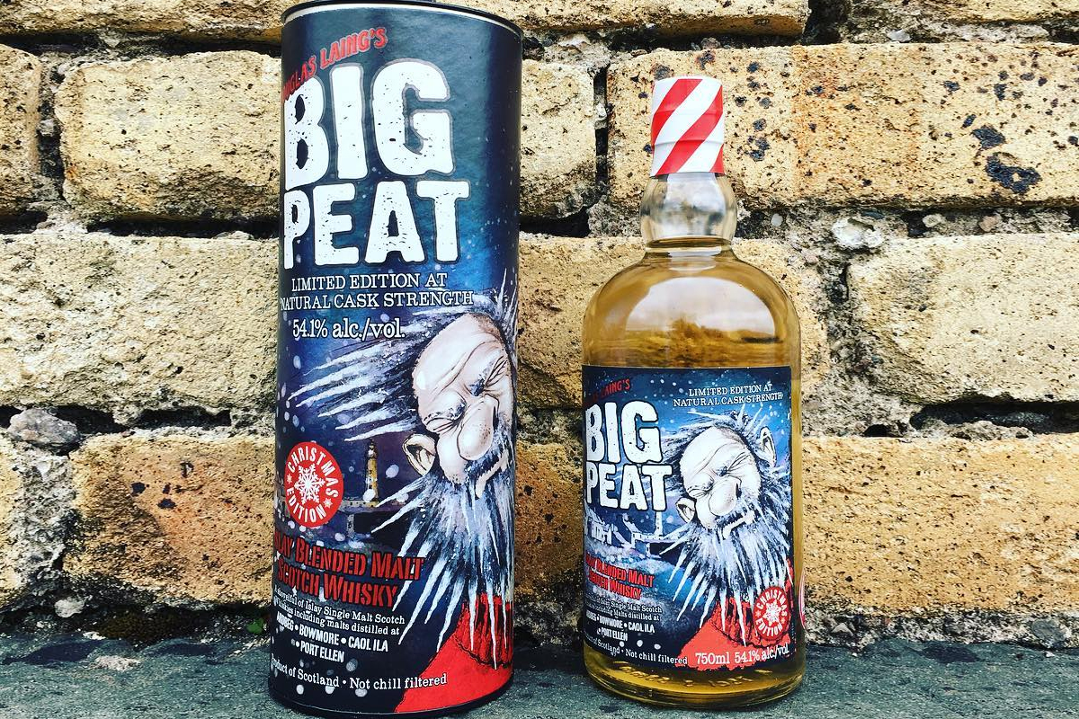 Big Peat Christmas 2017