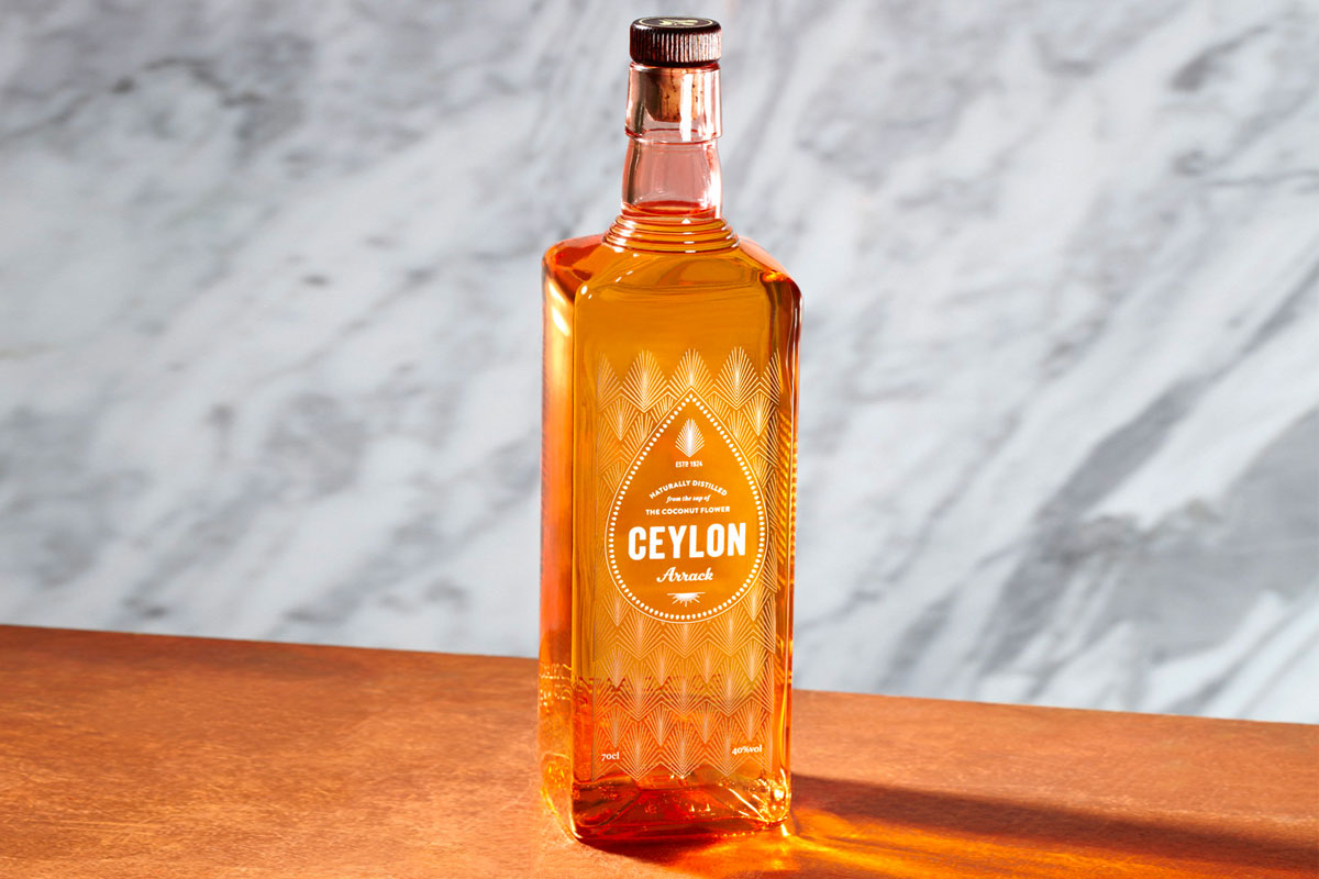 Bar Convent Berlin: Ceylon Arrack
