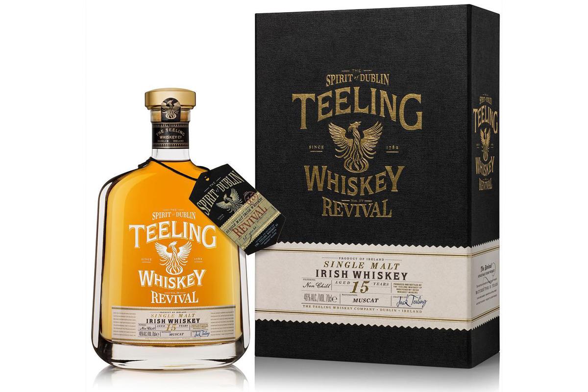 Teeling Whiskey The Revival 15 Year Single Malt (Volume IV)