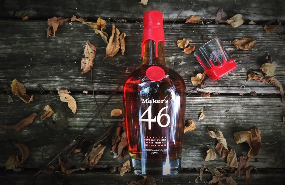 Thanksgiving Bourbon: Maker's 46