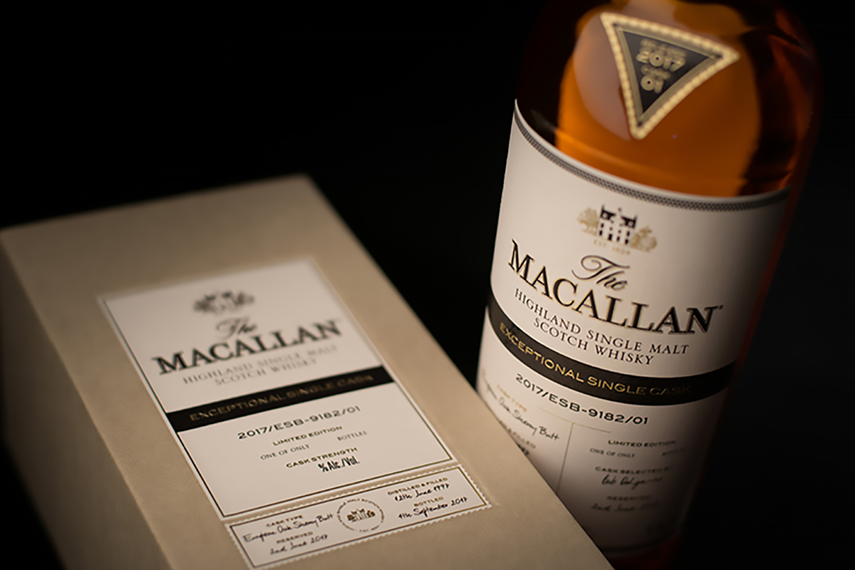 The Macallan Exceptional Cask