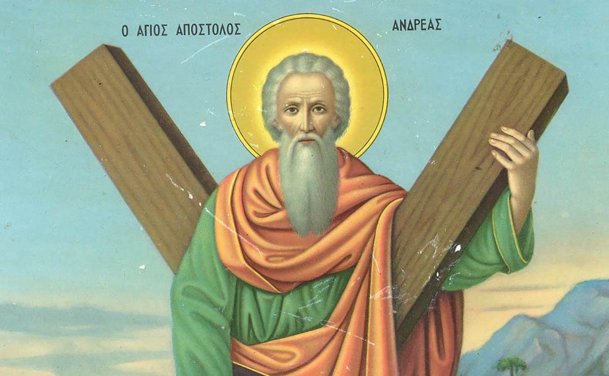 St. Andrew's Day Scotch: Saint Andrew