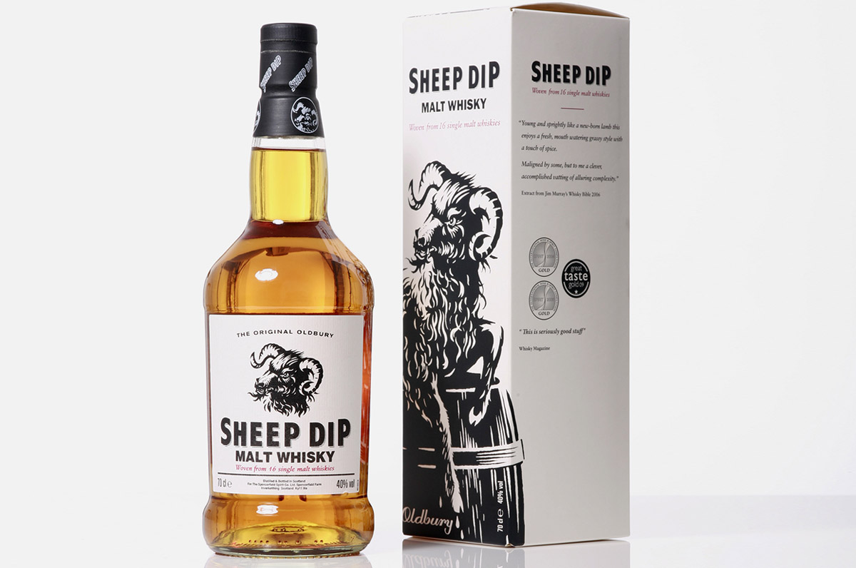 St. Andrew's Day Scotch: Sheep Dip