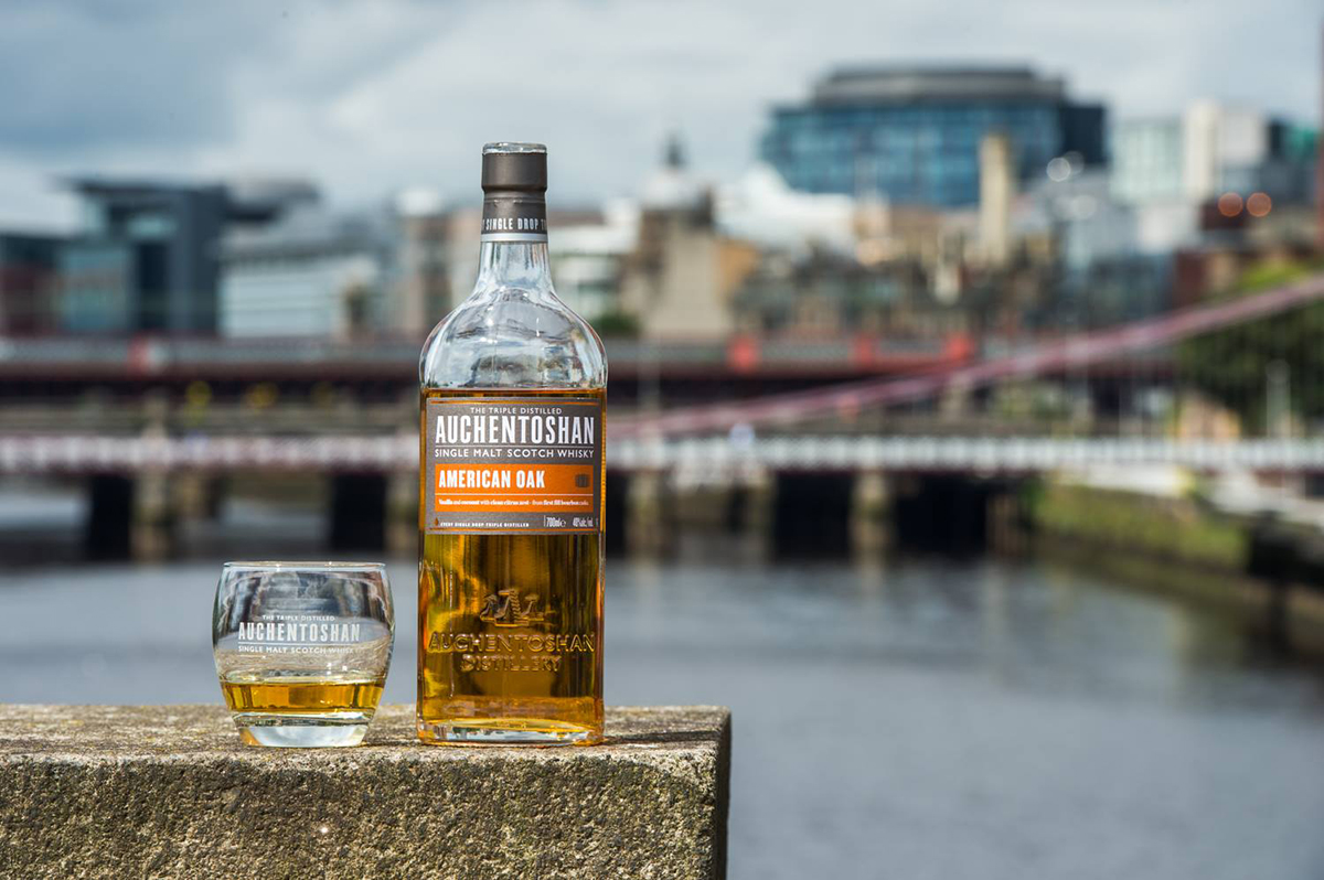 St. Andrew's Day Scotch: Auchentoshan American Oak