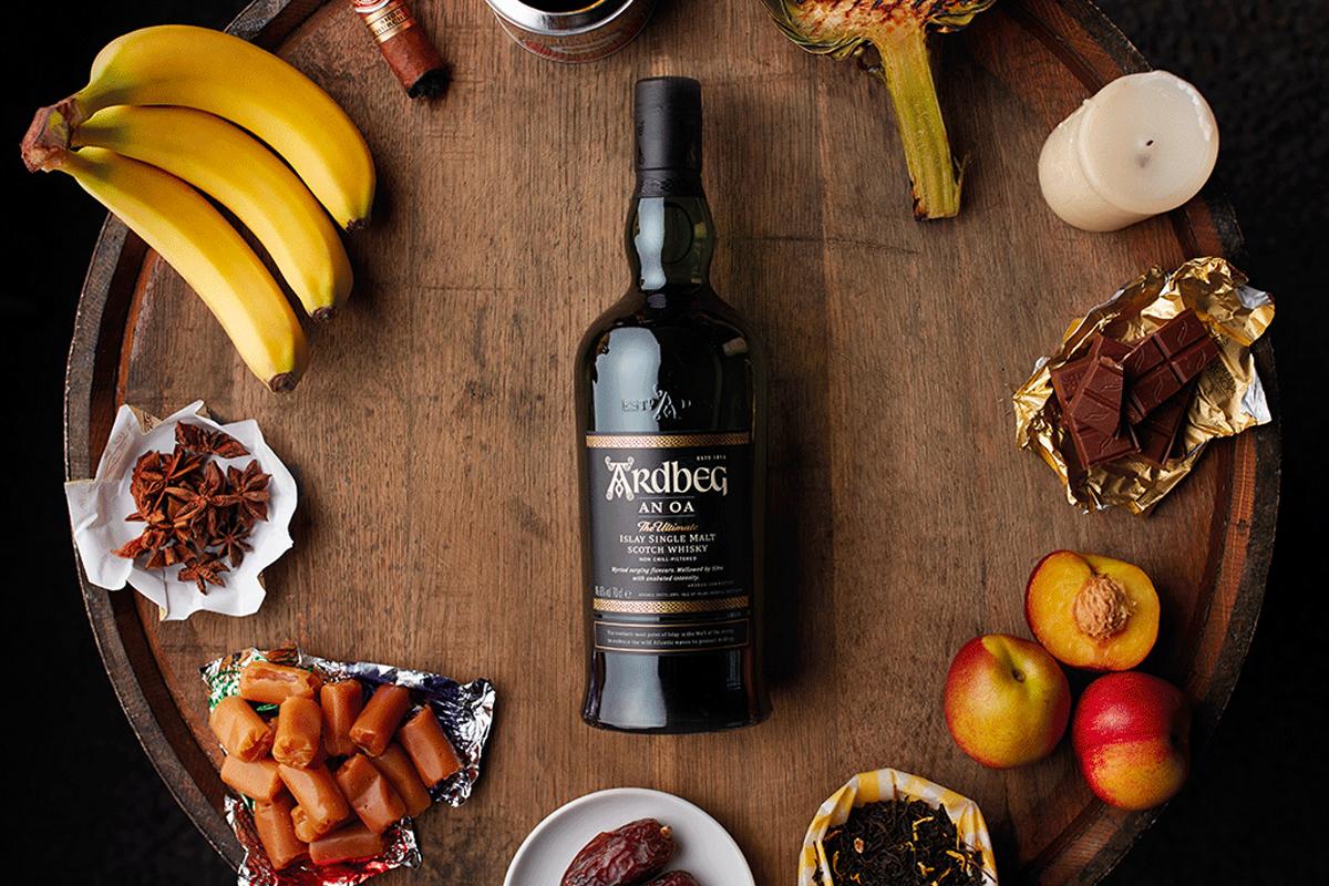 St. Andrew's Day Scotch: Ardbeg An Oa