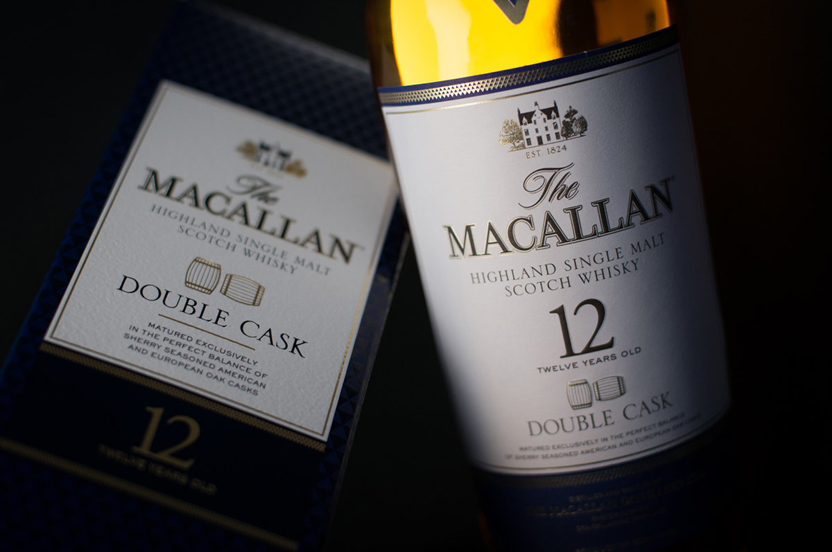 St. Andrew's Day Scotch: The Macallan Double Cask 12 Year