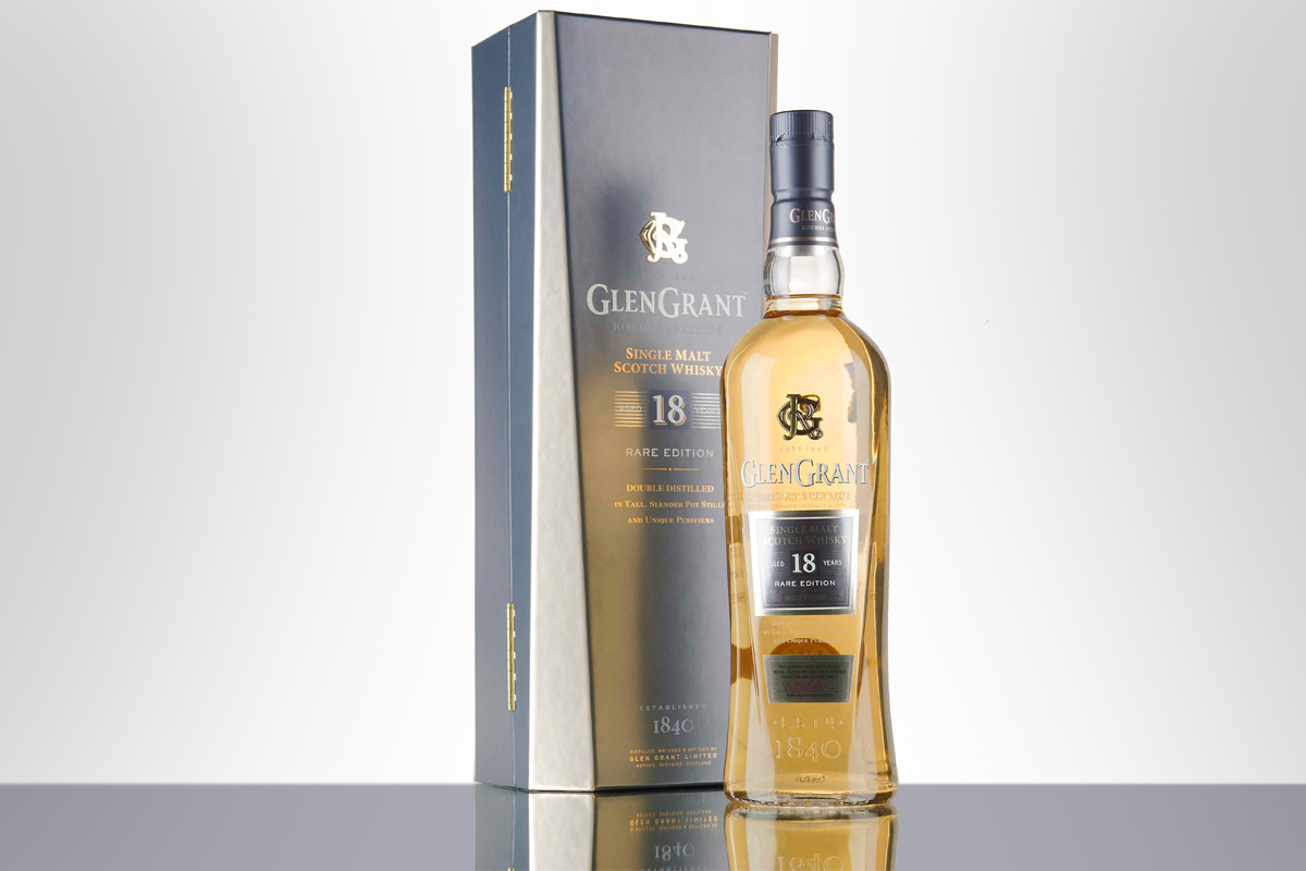 St. Andrew's Day Scotch: Glen Grant 18 Year