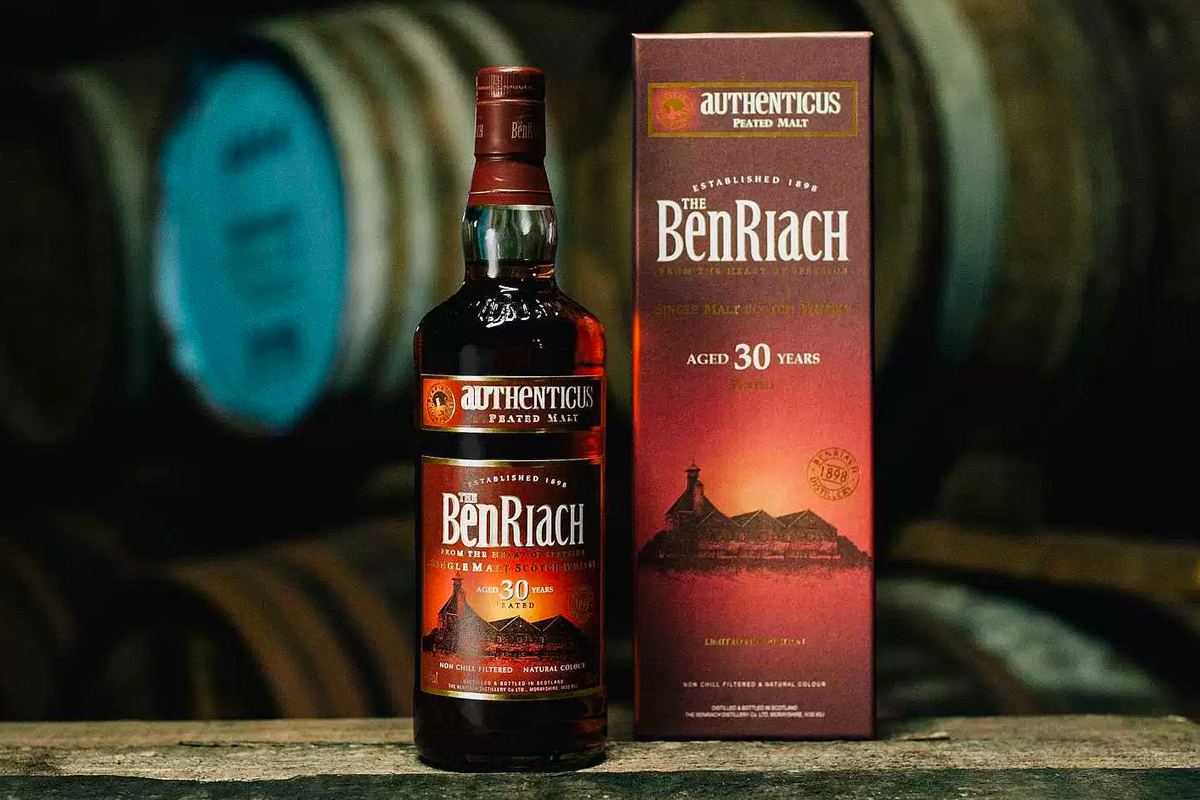 BenRiach Authenticus 30 Year