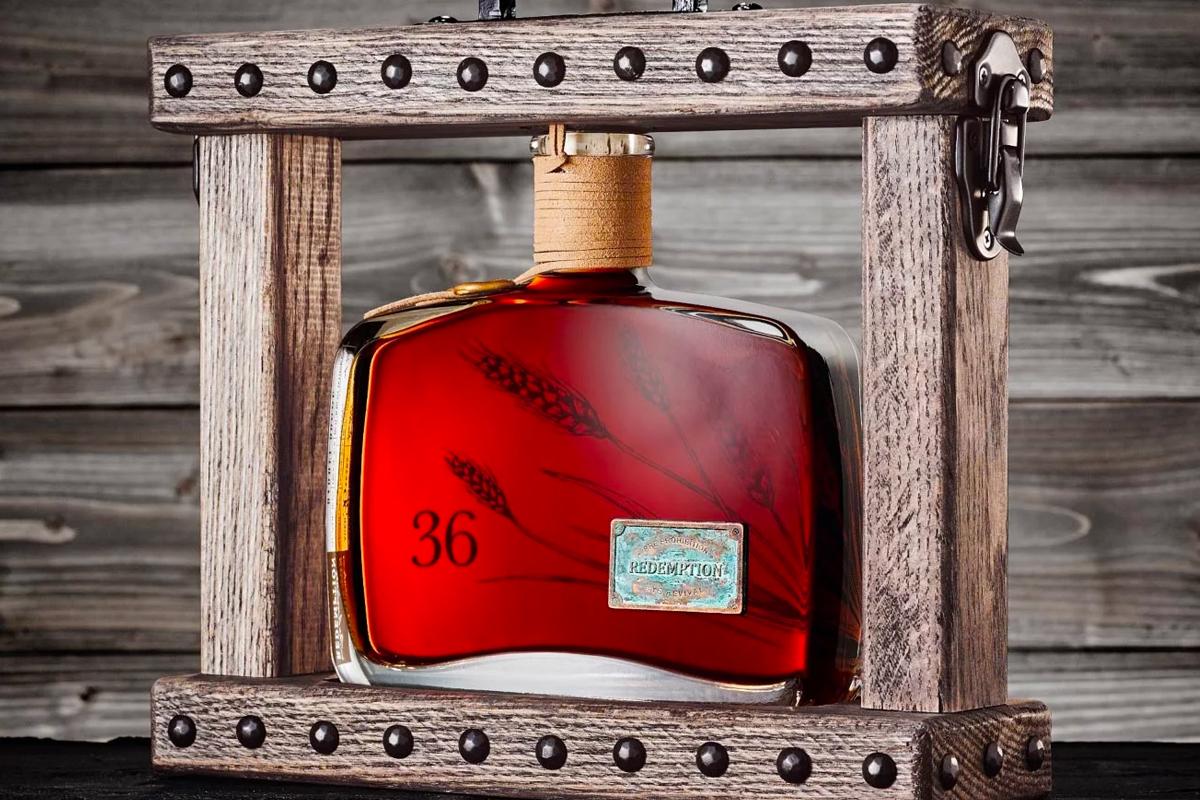 Redemption 36 Year Bourbon