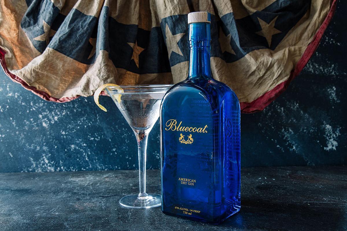 Gin Renaissance: Bluecoat Gin