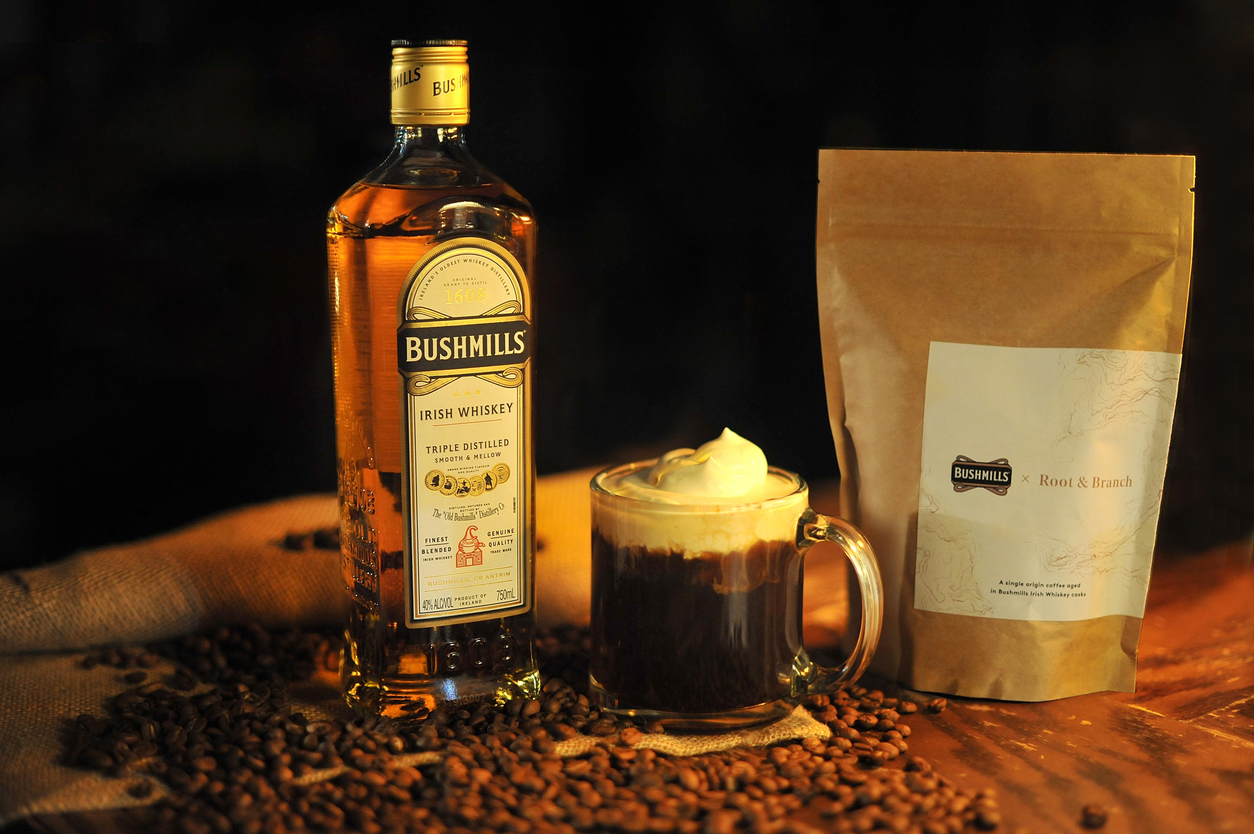Bushmills Root Branch: Bushmills x Root & Branch Irish Coffee