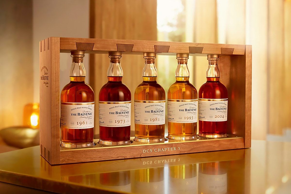 Very Expensive Whisky: The Balvenie DCS Compendium Collection: Chapter 3